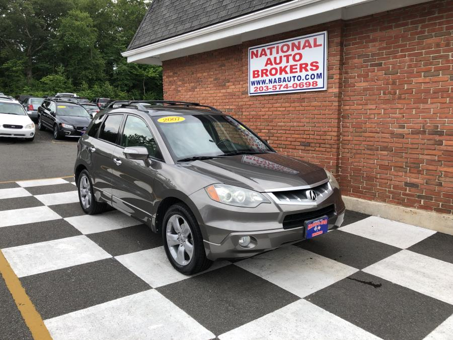 Used Acura RDX AWD 4dr 2007   National Auto Brokers, Inc.. Waterbury, Connecticut