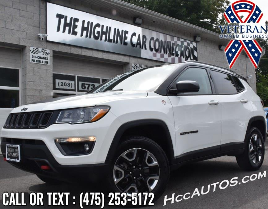 Used 2017 Jeep Compass in Waterbury, Connecticut | Highline Car Connection. Waterbury, Connecticut