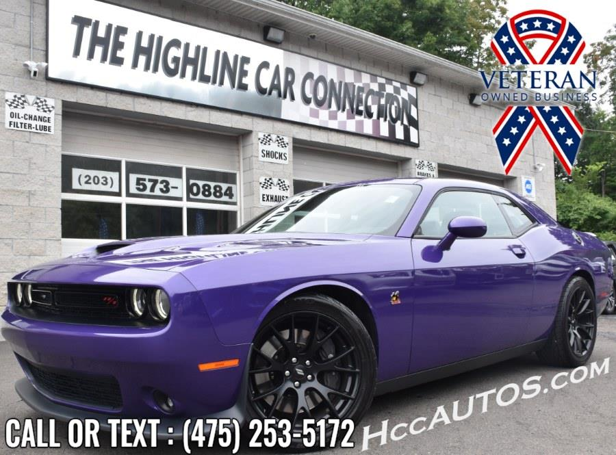 Used 2019 Dodge Challenger in Waterbury, Connecticut | Highline Car Connection. Waterbury, Connecticut