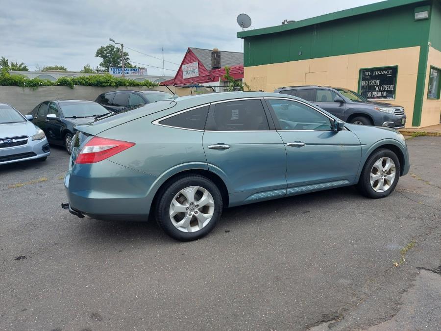 Used Honda Accord Crosstour 4WD 5dr EX-L 2010   Chadrad Motors llc. West Hartford, Connecticut