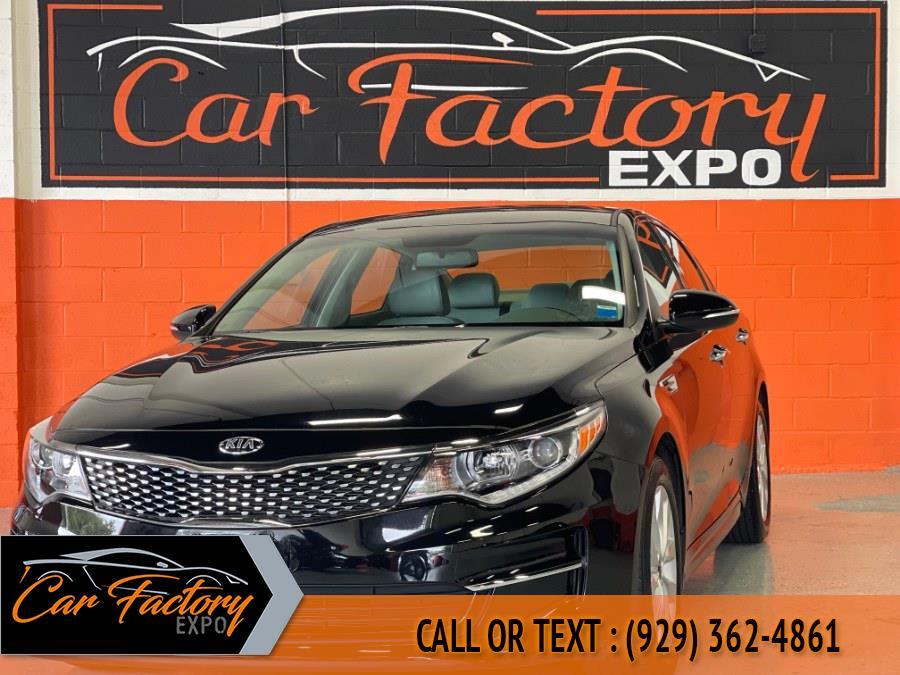 Used Kia Optima EX Auto 2018   Car Factory Inc.. Bronx, New York