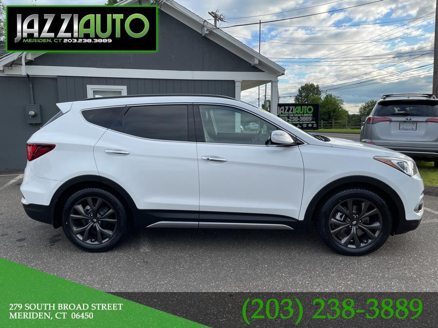 Used 2018 Hyundai Santa Fe Sport in Meriden, Connecticut | Jazzi Auto Sales LLC. Meriden, Connecticut