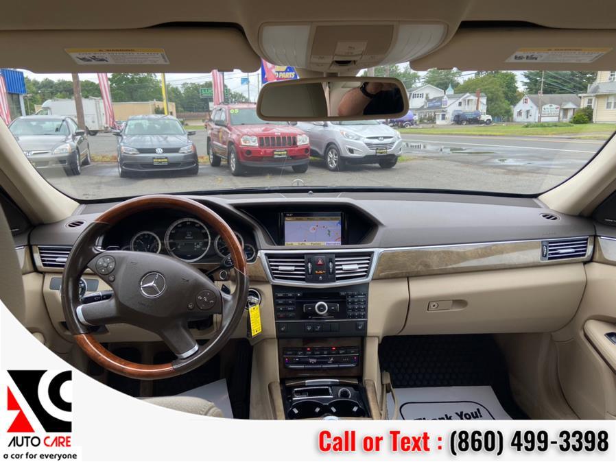 Used Mercedes-Benz E-Class 4dr Sdn E350 Luxury 4MATIC 2010   Auto Care Motors. Vernon , Connecticut