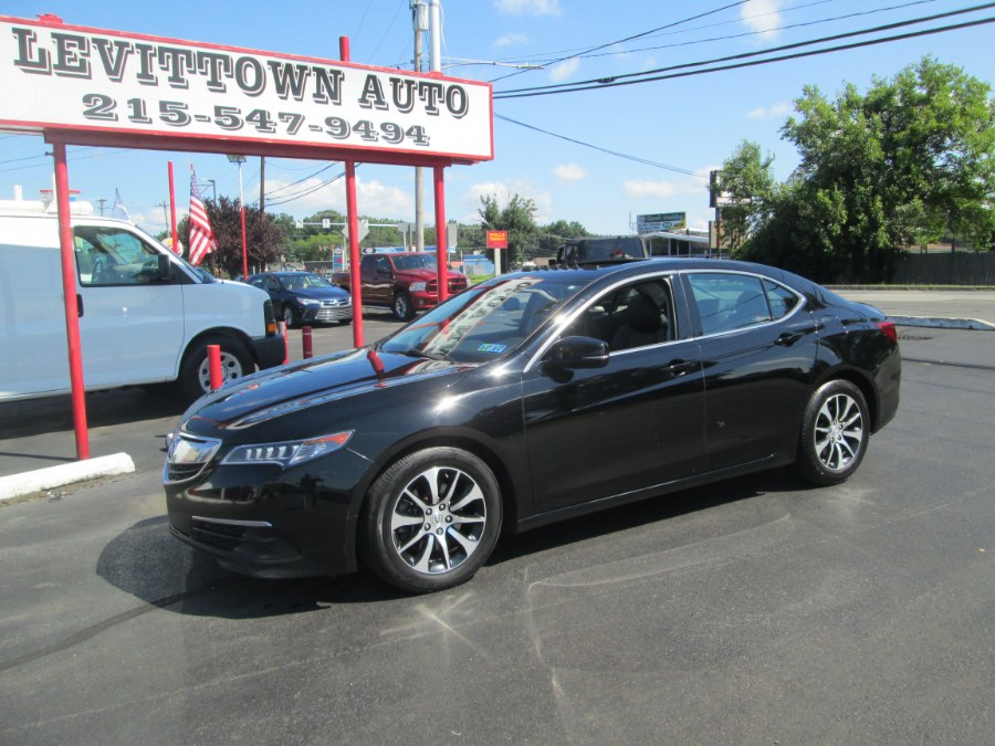 Used 2015 Acura TLX in Levittown, Pennsylvania | Levittown Auto. Levittown, Pennsylvania