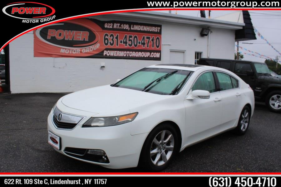 Used Acura TL 4dr Sdn Auto 2WD 2013 | Power Motor Group. Lindenhurst, New York