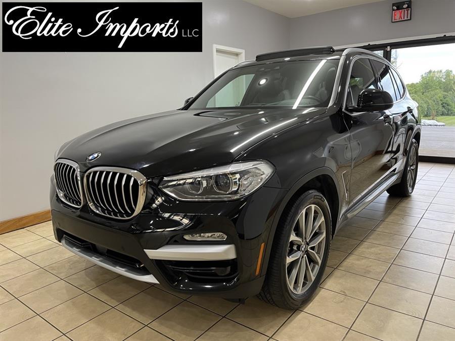 Used BMW X3 sDrive30i 2019   Elite Imports LLC. West Chester, Ohio