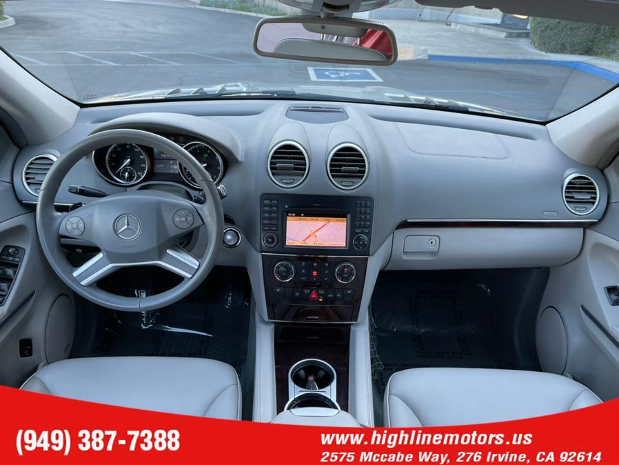 Used Mercedes-Benz GL-Class 4MATIC 4dr GL450 2010 | High Line Motors LLC. Irvine, California