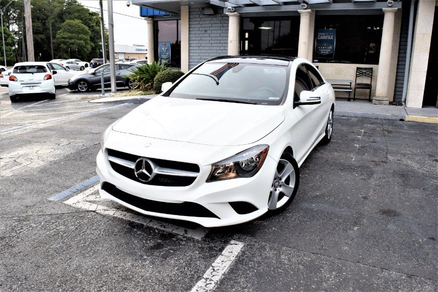 Used 2016 Mercedes-Benz CLA in Winter Park, Florida | Rahib Motors. Winter Park, Florida