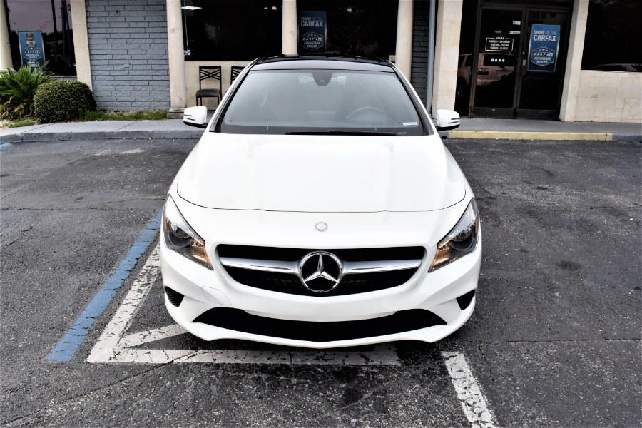 Used Mercedes-Benz CLA 4dr Sdn CLA250 4MATIC 2016 | Rahib Motors. Winter Park, Florida