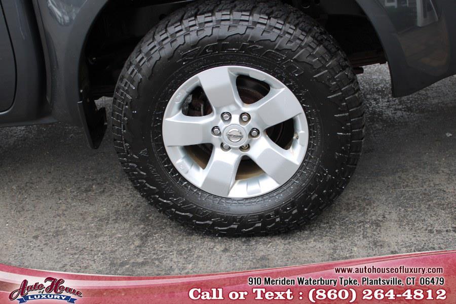 Used Nissan Frontier 4WD Crew Cab SWB Auto SV 2013   Auto House of Luxury. Plantsville, Connecticut