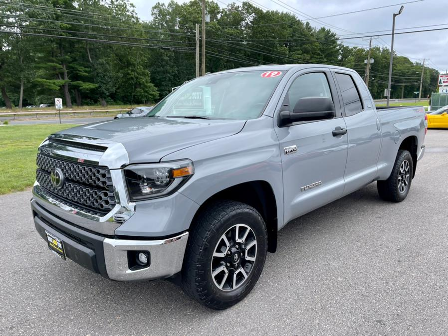 Used Toyota Tundra 4WD SR5 Double Cab 6.5'' Bed 5.7L (Natl) 2019   Mike And Tony Auto Sales, Inc. South Windsor, Connecticut