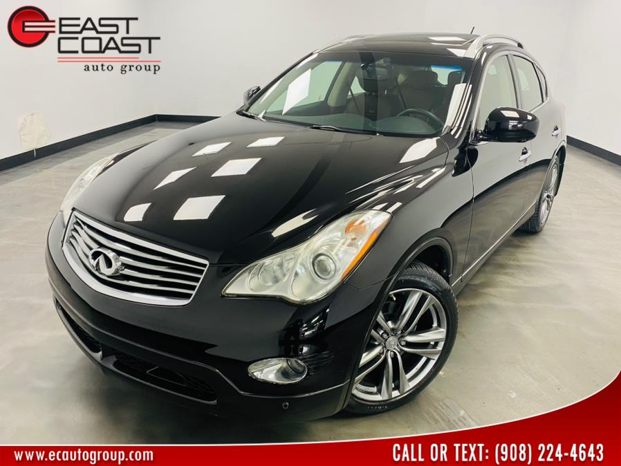 Used INFINITI EX35 AWD 4dr Journey 2012   East Coast Auto Group. Linden, New Jersey