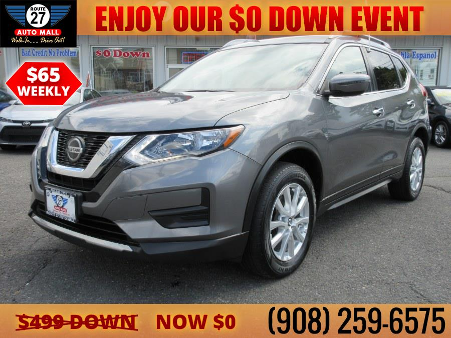 Used 2018 Nissan Rogue in Linden, New Jersey   Route 27 Auto Mall. Linden, New Jersey