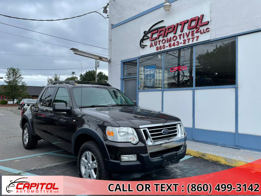 Used 2007 Ford Explorer Sport Trac in Manchester, Connecticut | Capitol Automotive 2 LLC. Manchester, Connecticut