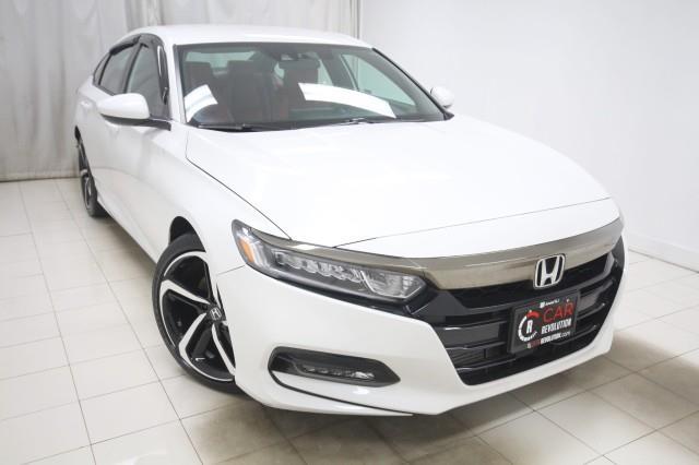 Used Honda Accord Sedan Sport 1.5T w/ rearCam 2019 | Car Revolution. Maple Shade, New Jersey