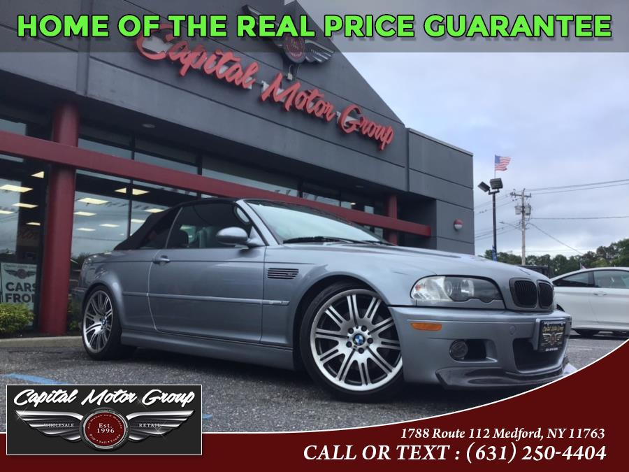 Used BMW 3 Series M3 2dr Convertible 2005 | Capital Motor Group Inc. Medford, New York