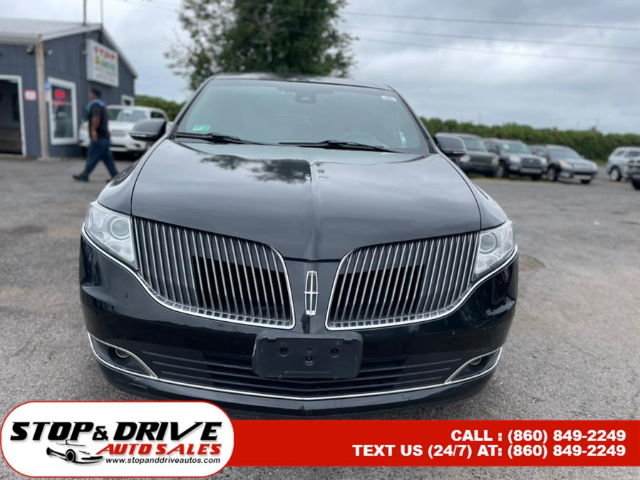 Used Lincoln MKT 4dr Wgn 3.7L AWD w/Livery Pkg 2015 | Stop & Drive Auto Sales. East Windsor, Connecticut