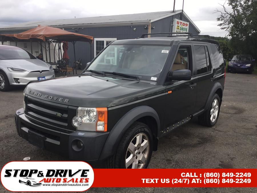 Used 2005 Land Rover LR3 in East Windsor, Connecticut | Stop & Drive Auto Sales. East Windsor, Connecticut
