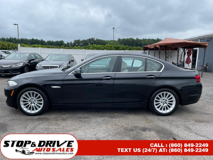 Used BMW 5 Series 4dr Sdn 535i xDrive AWD 2013 | Stop & Drive Auto Sales. East Windsor, Connecticut