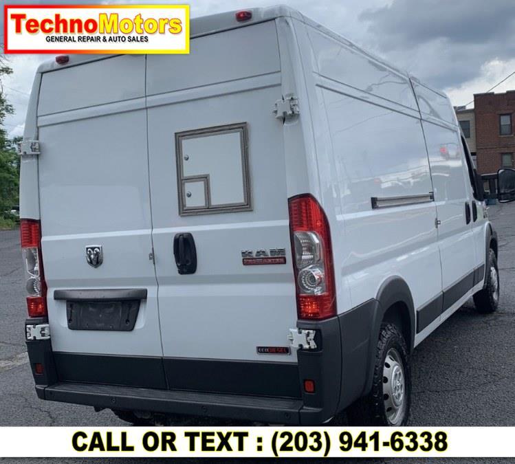 "Used Ram ProMaster Cargo Van 2500 High Roof 159"" WB 2015 | Techno Motors . Danbury , Connecticut"