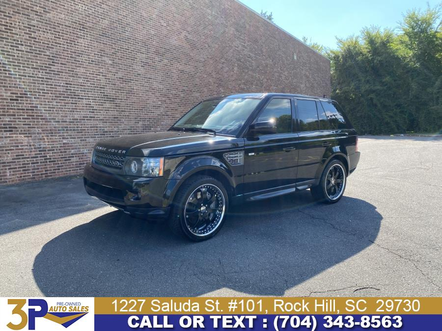 Used 2011 Land Rover Range Rover Sport in Rock Hill, South Carolina | 3 Points Auto Sales. Rock Hill, South Carolina