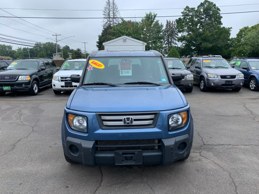 Used 2008 Honda Element in East Windsor, Connecticut | CT Car Co LLC. East Windsor, Connecticut