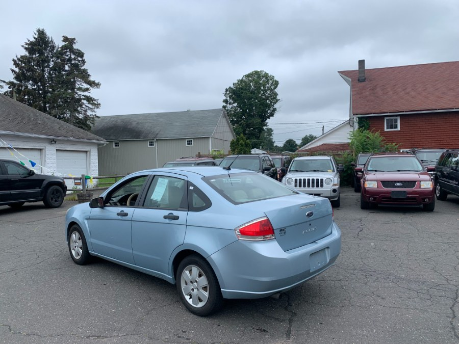 Used Ford Focus 4dr Sdn S 2009 | CT Car Co LLC. East Windsor, Connecticut