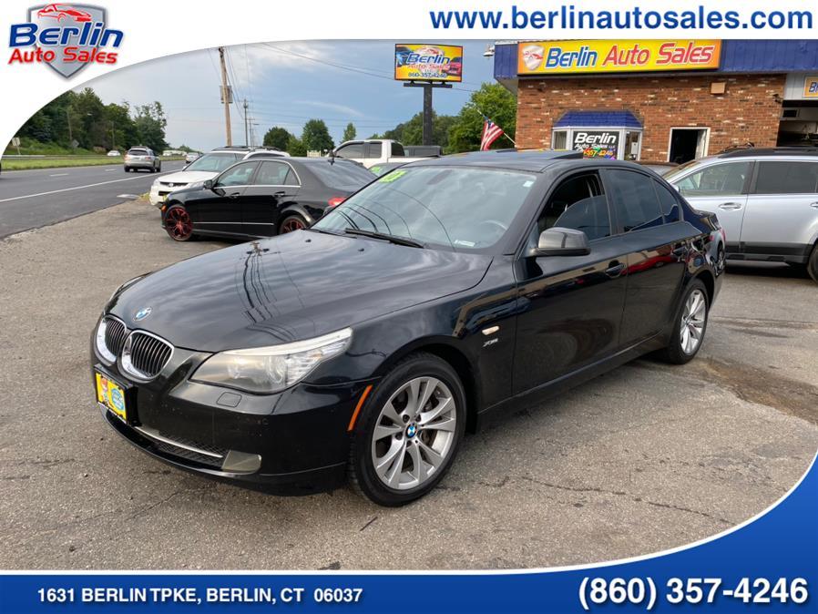 Used 2010 BMW 5 Series in Berlin, Connecticut   Berlin Auto Sales LLC. Berlin, Connecticut