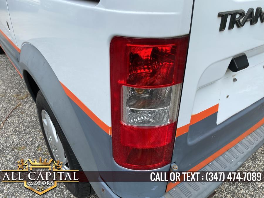 """Used Ford Transit Connect 114.6"""" XLT w/o side or rear door glass 2011   All Capital Motors. Brooklyn, New York"""