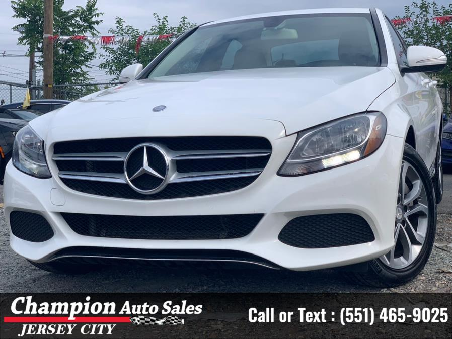 Used Mercedes-Benz C-Class 4dr Sdn C300 4MATIC 2015   Champion Auto Sales of JC. Jersey City, New Jersey