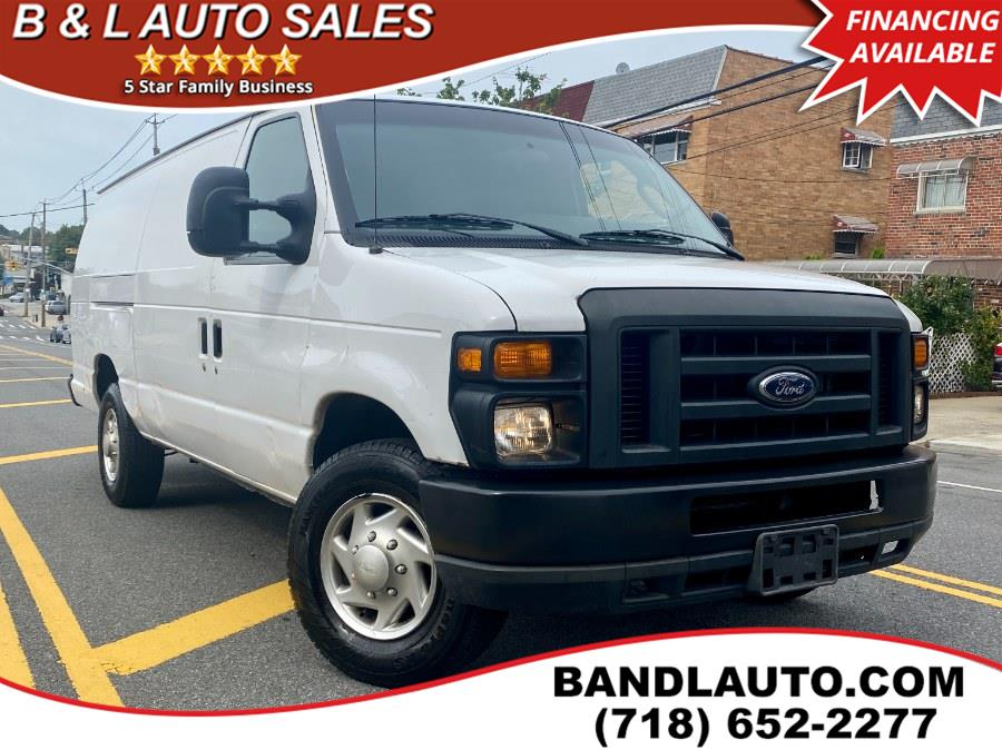 Used Ford Econoline Cargo Van E-250 Extended Commercial 2013 | B & L Auto Sales LLC. Bronx, New York