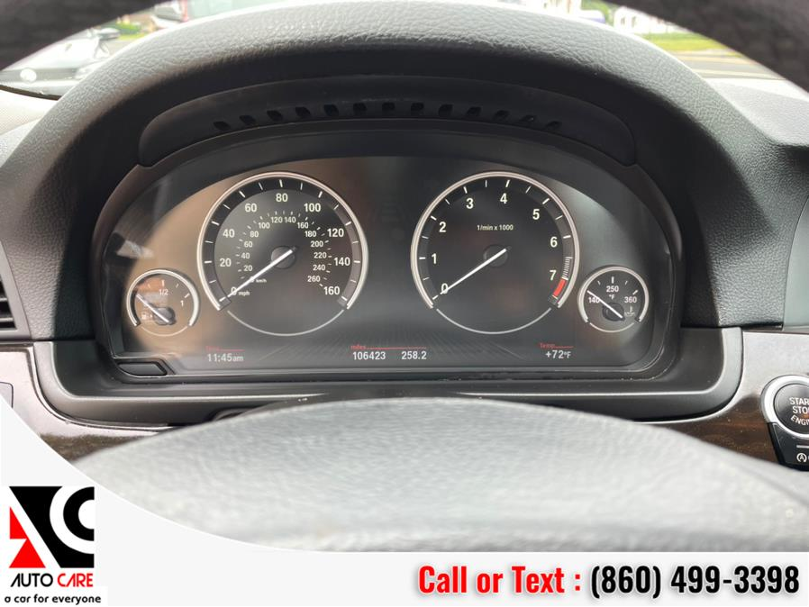 Used BMW 5 Series 4dr Sdn 535i xDrive AWD 2013 | Auto Care Motors. Vernon , Connecticut