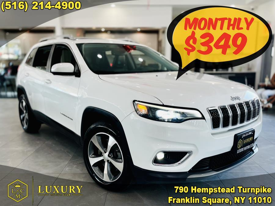 Used Jeep Cherokee Limited 4x4 2019   Luxury Motor Club. Franklin Square, New York