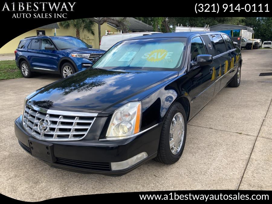Used 2009 Cadillac DTS Professional in Melbourne , Florida | A1 Bestway Auto Sales Inc.. Melbourne , Florida