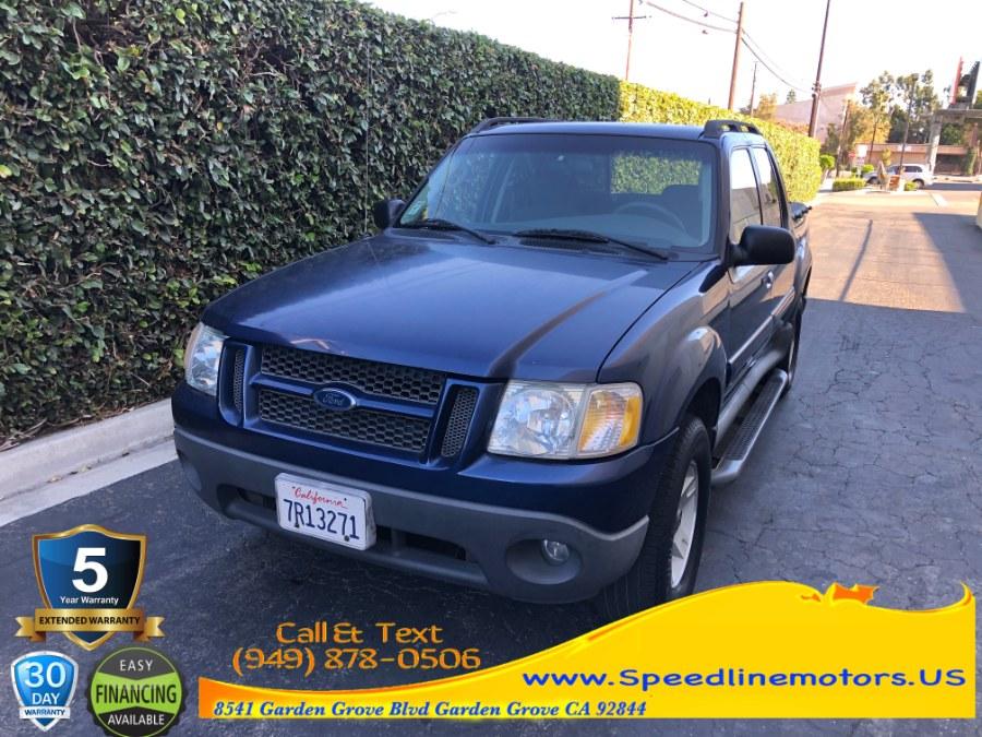 Used 2005 Ford Explorer Sport Trac in Garden Grove, California   Speedline Motors. Garden Grove, California