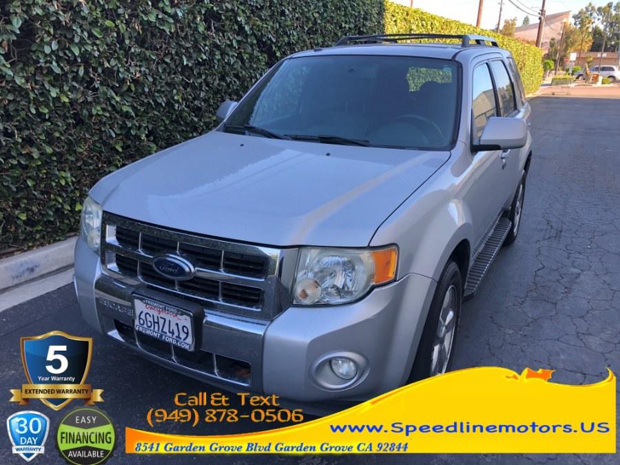 Used 2009 Ford Escape in Garden Grove, California | Speedline Motors. Garden Grove, California