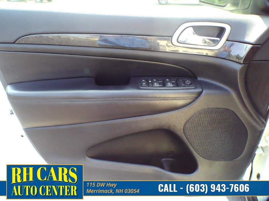 Used Jeep Grand Cherokee 4WD 4dr Laredo 2011 | RH Cars LLC. Merrimack, New Hampshire