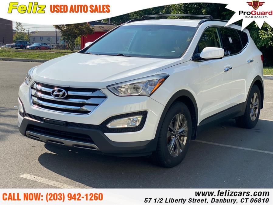Used 2014 Hyundai Santa Fe Sport in Danbury, Connecticut | Feliz Used Auto Sales. Danbury, Connecticut