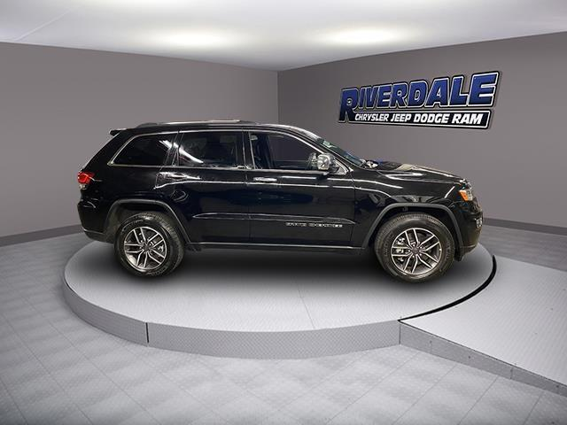 Used Jeep Grand Cherokee Limited 2021   Eastchester Motor Cars. Bronx, New York