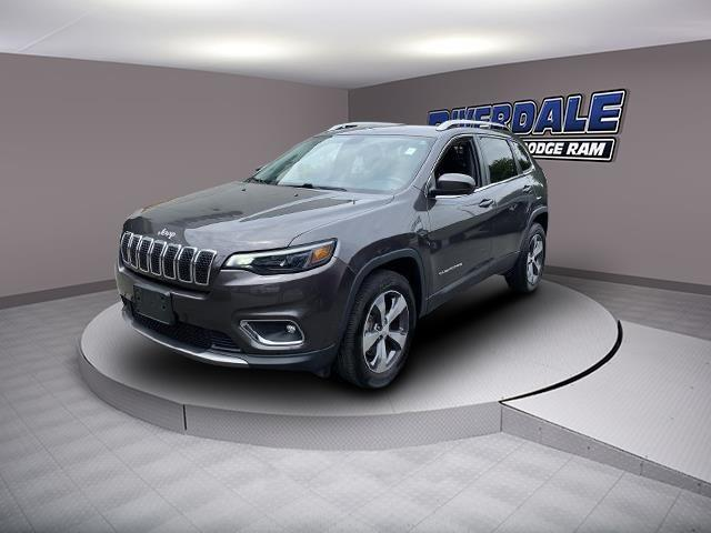 Used Jeep Cherokee Limited 2019   Eastchester Motor Cars. Bronx, New York