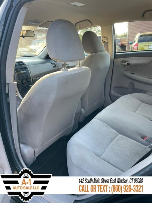 Used Toyota Corolla 4dr Sdn Auto LE (Natl) 2009 | A1 Auto Sale LLC. East Windsor, Connecticut