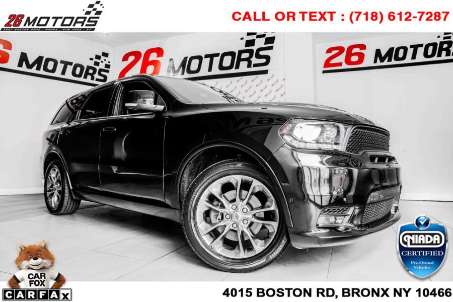 Used Dodge Durango R/T AWD 2020   26 Motors Corp. Bronx, New York
