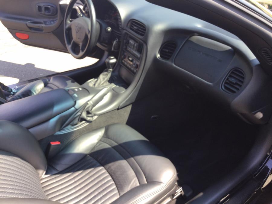 Used Chevrolet Corvette 2dr Cpe 2002 | L&S Automotive LLC. Plantsville, Connecticut