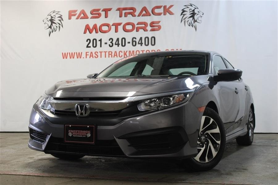 Used Honda Civic EX 2017   Fast Track Motors. Paterson, New Jersey