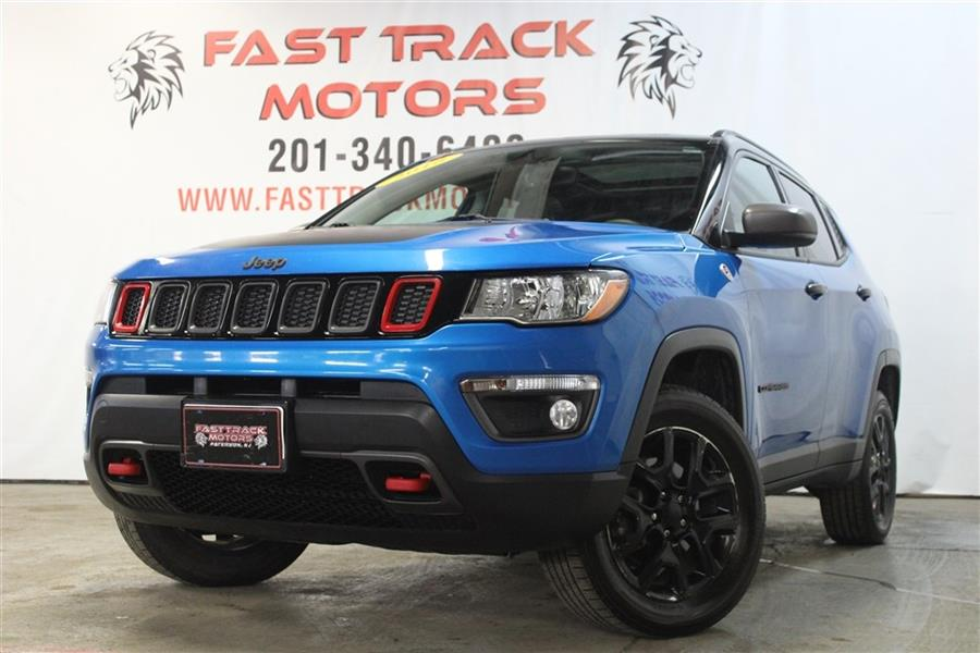 Used Jeep Compass TRAILHAWK 2018 | Fast Track Motors. Paterson, New Jersey