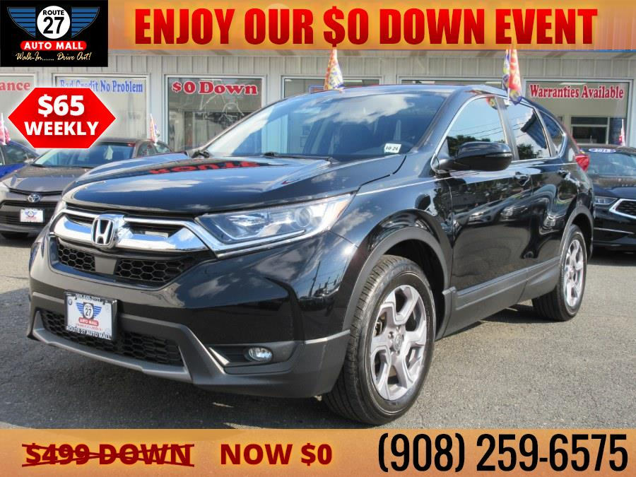 Used 2019 Honda CR-V in Linden, New Jersey   Route 27 Auto Mall. Linden, New Jersey