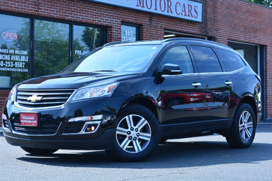 Used 2016 Chevrolet Traverse in ENFIELD, Connecticut | Longmeadow Motor Cars. ENFIELD, Connecticut