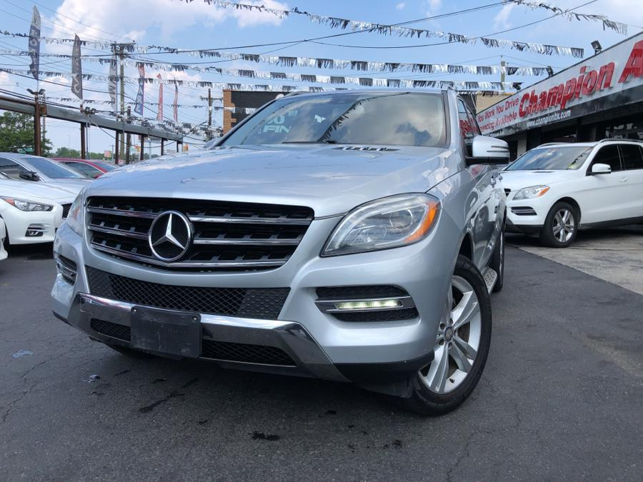 Used 2014 Mercedes-Benz M-Class in Bronx, New York | Champion Auto Sales Of The Bronx. Bronx, New York