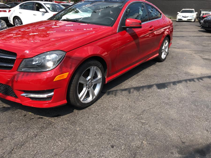 Used Mercedes-Benz C-Class 2dr Cpe C250 RWD 2013 | Champion Auto Sales Of The Bronx. Bronx, New York