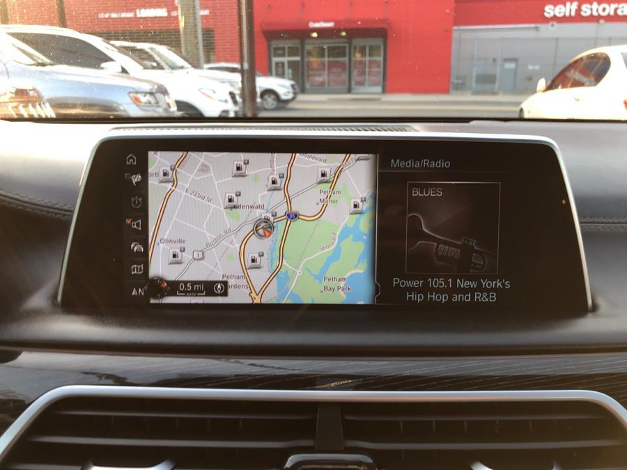 Used BMW 7 Series 4dr Sdn 750i xDrive AWD 2016   Champion Auto Sales Of The Bronx. Bronx, New York
